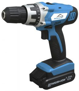 Cordless Drill 18v Li-lon  BCD-1813